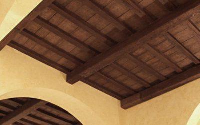 Il soffitto, l'arte di arredare